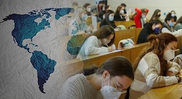 Impacto de la pandemia de COVID-19 en la educación superior en México y el mundo
